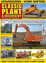 Classic Plant & Machinery issue February 2018