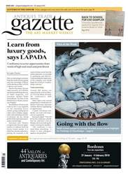 Antiques Trade Gazette issue 2325