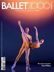 BALLET2000 Édition France issue BALLET2000 n°270