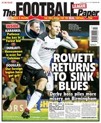 The Football League Paper issue 14th January 2018