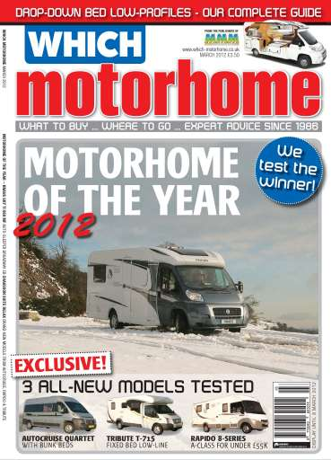What Motorhome Digital Issue