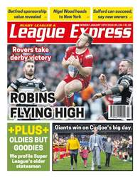 League Express issue 3104