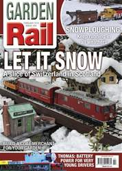 Garden Rail issue February 2018