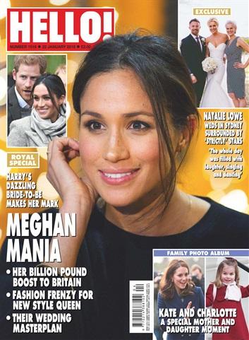 Hello! Magazine issue 1516