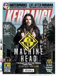 Kerrang issue 20/01/2018