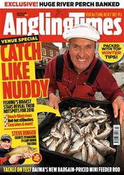 Angling Times issue 16th January 2018