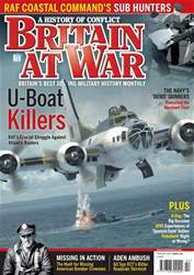 Britain at War Magazine issue   February 2018