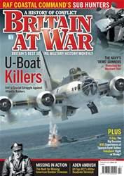 Britain at War Magazine Magazine Cover
