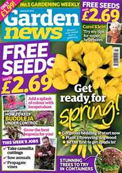 Garden News issue 20th January 2018
