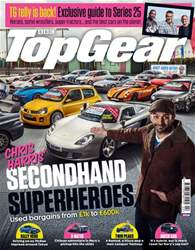 Top Gear issue February 2018