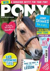 PONY magazine – March 2018 issue PONY magazine – March 2018