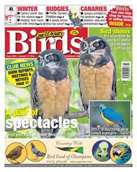 Cage & Aviary Birds issue 17 January 2018