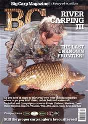 Big Carp Magazine issue Big Carp 259