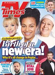 TV Times issue 20th January 2018