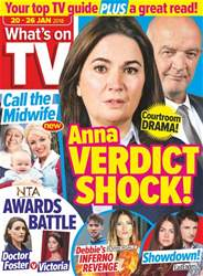 What's on TV issue 20th January 2018
