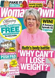 Womans Own issue 22nd January 2018