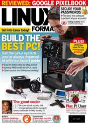 Linux Format issue February 2018