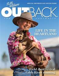 OUTBACK Magazine issue OUTBACK 117