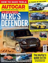 Autocar issue 17 January 2018