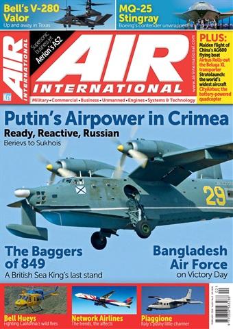 AIR International issue   February 2018