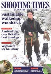 Shooting Times & Country issue 17th January 2018