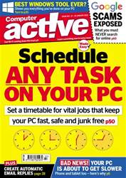 Computer Active Magazine Cover