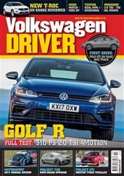 Volkswagen Driver Magazine Cover