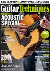 Guitar Techniques issue March 2018
