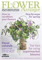 The Flower Arranger issue Spring 18