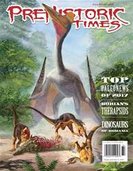 Prehistoric Times issue #124
