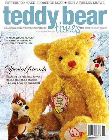 Teddy Bear Times issue Issue 233