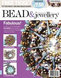 Bead Magazine issue Feb/March 2018