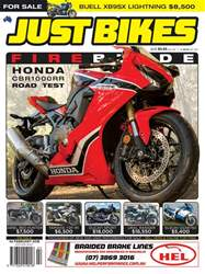 JUST BIKES issue 18-07