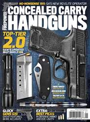 Conceal and Carry issue Spring 2018