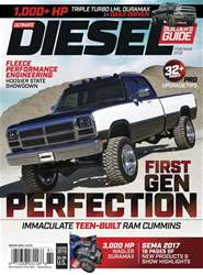 Ultimate Diesel Builders Guide issue Feb-Mar 2018
