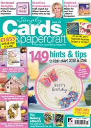 Simply Cards & Papercraft issue Issue 173