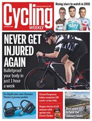Cycling Weekly issue 18th January 2018