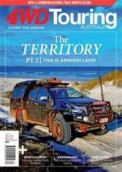 4WD Touring Australia issue Issue 67