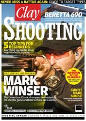 Clay Shooting issue February 2018