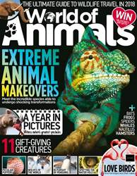World of Animals issue Issue 55