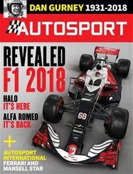 Autosport issue 18th January 2018