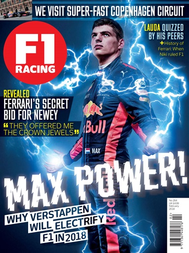 F1 Racing Digital Issue