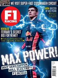 F1 Racing issue February 2018