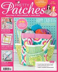 Pretty Patches Magazine issue Issue 44