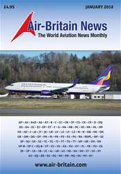 Air Britain Magazine issue Jan-18