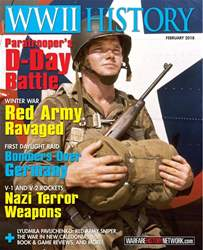 WW2 History Magazine issue February 2018