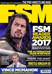Fighting Spirit Magazine issue Issue 154