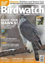 Birdwatch Magazine issue February 2018