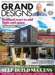 Grand Designs issue March 2018