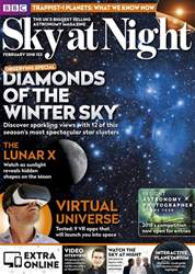 BBC Sky at Night Magazine issue February 2018